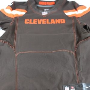 NWT Nike Cleveland Browns BLANK On Field Jersey